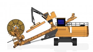 Directional Drilling or Mining RIG